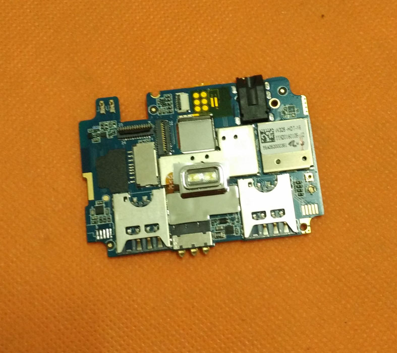 Original mainboard 1G RAM+8G ROM Motherboard for UMI Rome X MTK6580 5.5 inch 1280x720 HD Quad Core Free shipping