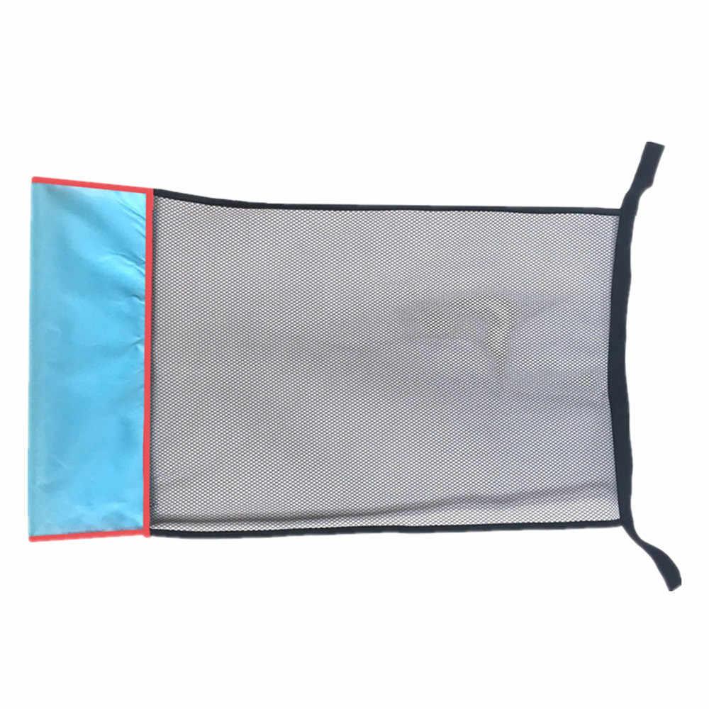 Piscina de poliéster flotante fideo de piscina de Honda de malla de flotar silla neto piscina fiesta niños cama asiento Mat @ 30