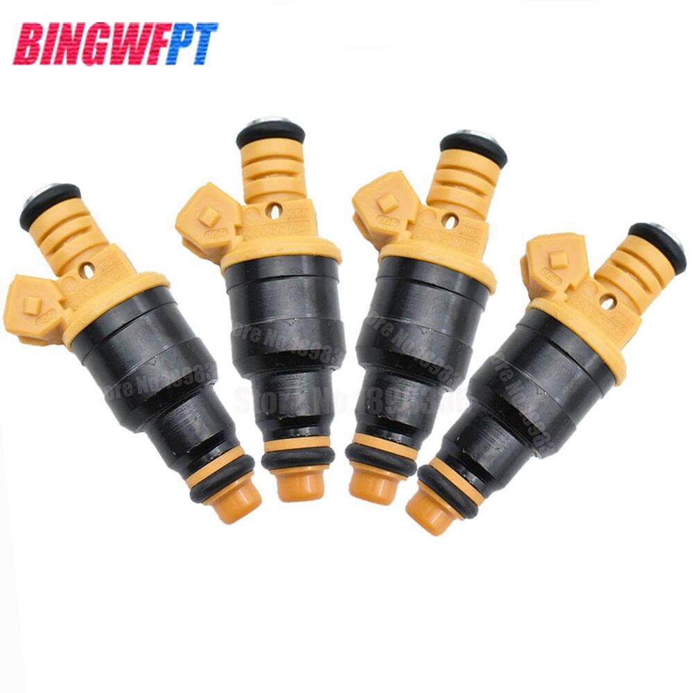 4pcs lot New High quality Fuel injector nozzle 0280150702 For Alfa Romeo 155 156 164 2