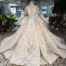 275dc05e157 Buy peacock wedding gown and get free shipping on AliExpress.com