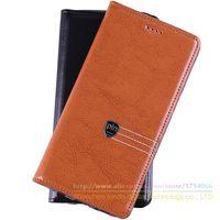 Vintage Genuine Leather Magnet Flip Stand Case For Xiaomi Redmi 4 Standard Redmi 4 Pro Prime