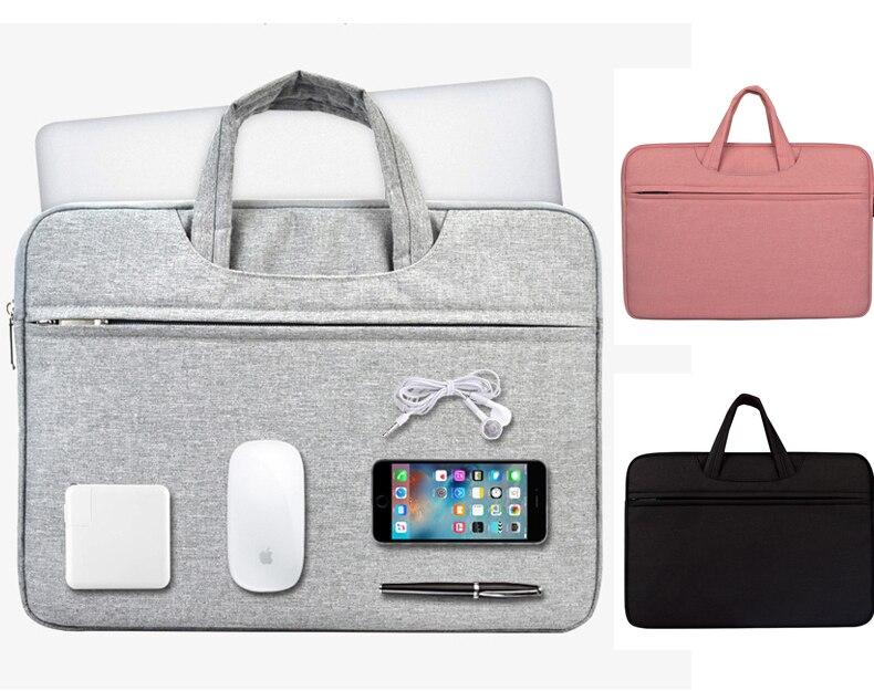 """Universal Bag Sleeve Handbag Portable Briefcase Cover Case For 14/"""" Hp Laptop"""