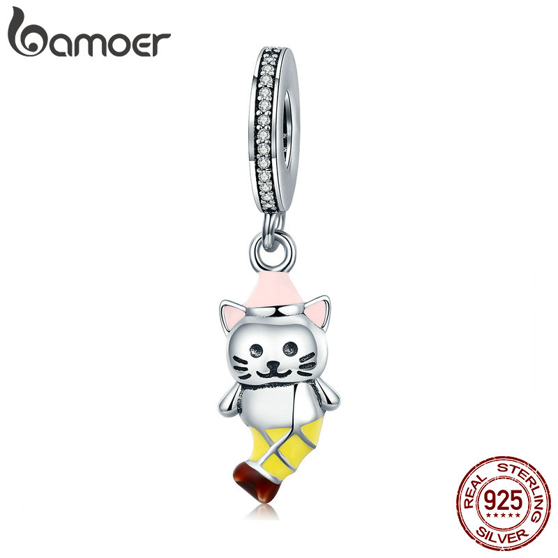 Aliexpress Com Buy Bamoer Authentic 925 Sterling Silver