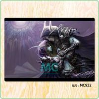 WOW Sylvanas 3D HD Game Fabric Painting Core Scrolls Poster Home Decor Banners Hanging Art