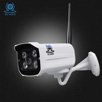 ZSVEDIO Surveillance Cameras Alarm System WIFI IP Camera CCTV Camera WiFi IP Cameras Wi Fi Waterproof