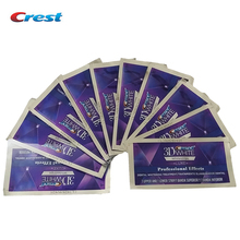 Crest 3D White Whitestrips LUXE Professional Effect Oral Hygiene Teeth Whitening Dental Care 10 pouches no box/20 Pouches