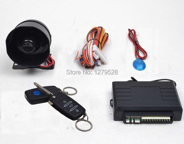 Mazda 3 alarm