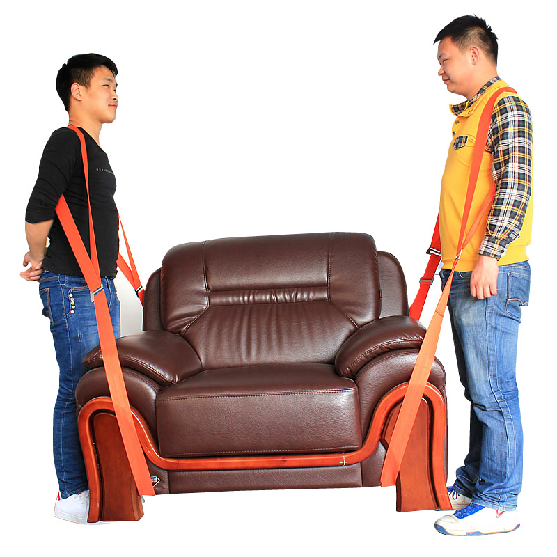 Belts For Carrying Furniture Lifting Moving Strap Furniture Loading 300kg