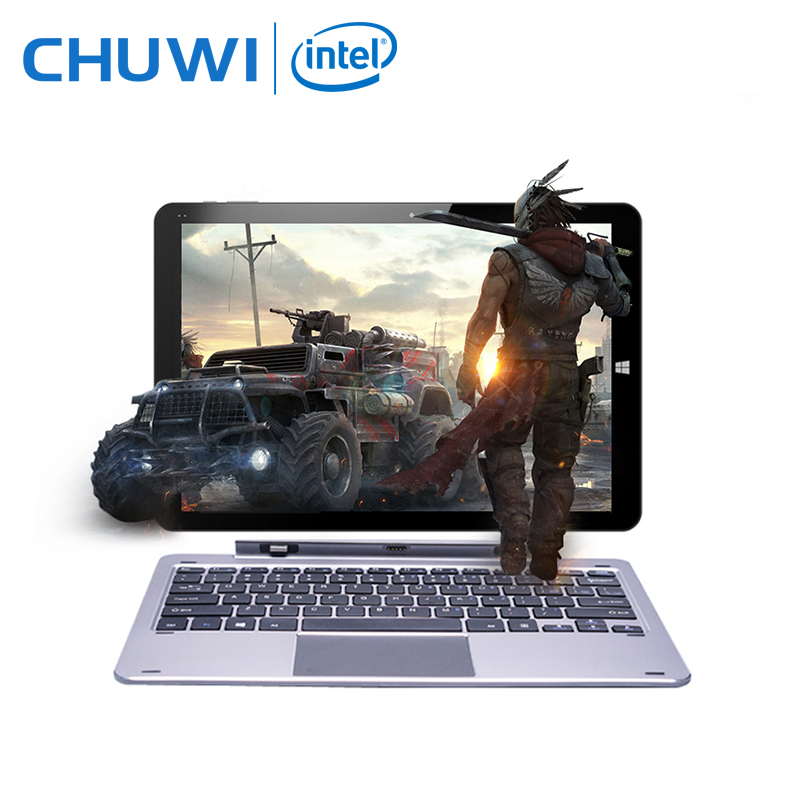 bilder für Chuwi Hi12 Dual OS Windows 10 Android 5.1 Intel Kirsche Trail Z8350 4 GB RAM 64 GB ROM 11000 mAh HDMI USB 3.0 Original 12 zoll