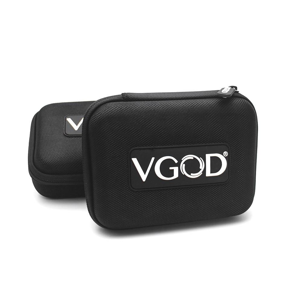 Cigarette électronique Vape Sac VGOD Multifonction Étui Vide pour E Cig Vaporisateur Outil Kit Mech Pro Mod Truc Réservoir RDTA atomiseur