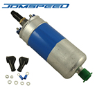 Free Shipping-New Electric Fuel Pump With Install Kits 0580254910 0580254973 Fit For Mercedes W126 W123 W124