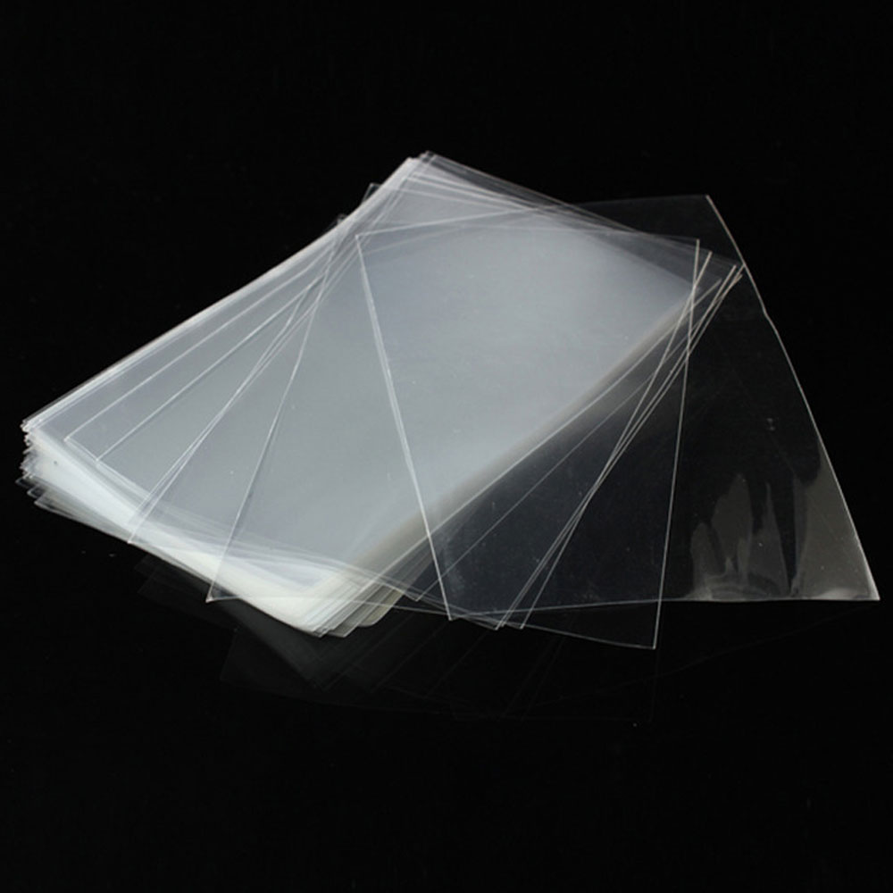 Визуальный сенсорный 100 шт./упак. торт поп леденец из полиуретана с открытыми порами Упакованные мешоки для выпечки шоколад поп пакет той же расцветки Сумочка, комплект Пластик прозрачный Инструменты для тортов