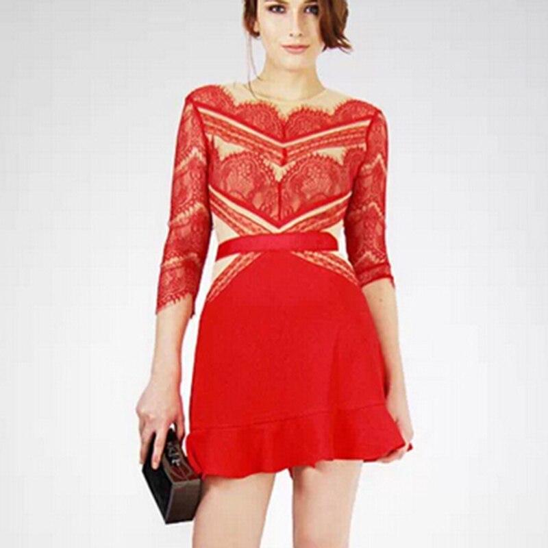 Vestito rosso o nero