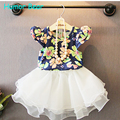 Humor Bear New girls clothes T-shirt+skirt  2pcs kids clothing set  baby girls suit kids set