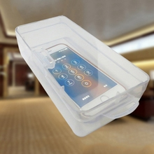 Hot Sale Plastic Home Storage Box For Electronic Parts Metal