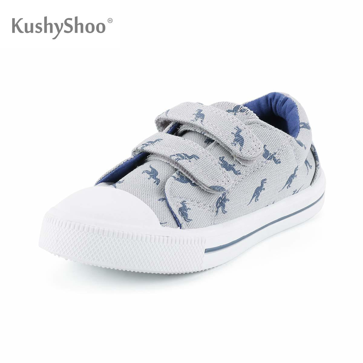 KushyShoo Baby Kids Shoes For Girl Children Canvas Shoes Boys 2019 New Spring Summer Boys Sneakers Gray Fashion Toddler Shoes
