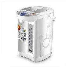 Электрический термос бутылку воды дома 304 из нержавеющей стали изоляции 5l Электрический чайник чайники