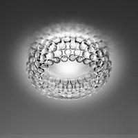 IKVVT современный простой спальня потолочный светильник Фоскарини Caboche Потолочный огни Dia35cm/50 см/65 см круглый потолочный освещения для внутре