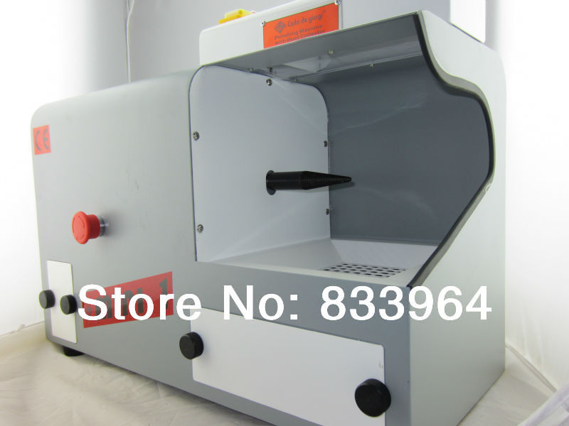 dental gold silver metal Jewellery Polishing finishing burnishing rotary Machine with Dust Collector Jewelry Making Equipment