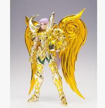 Marca de METAL CLUB MC Carácter Anime Saint Seiya Myth Cloth Ex Alma de Dios De Oro EX Aries Mu Figura