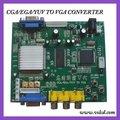 Cga/ega/yuv Para Vga Jogo Video Converter Board