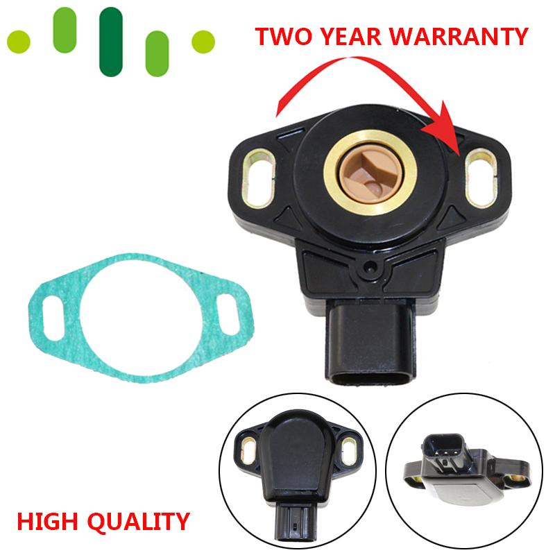 Baru TPS Throttle Position Sensor untuk Honda CR-V K seri elemen Accord Civic 2.4L 3.0L 2003-2005 16402-RAA-A00 16402RAAA00