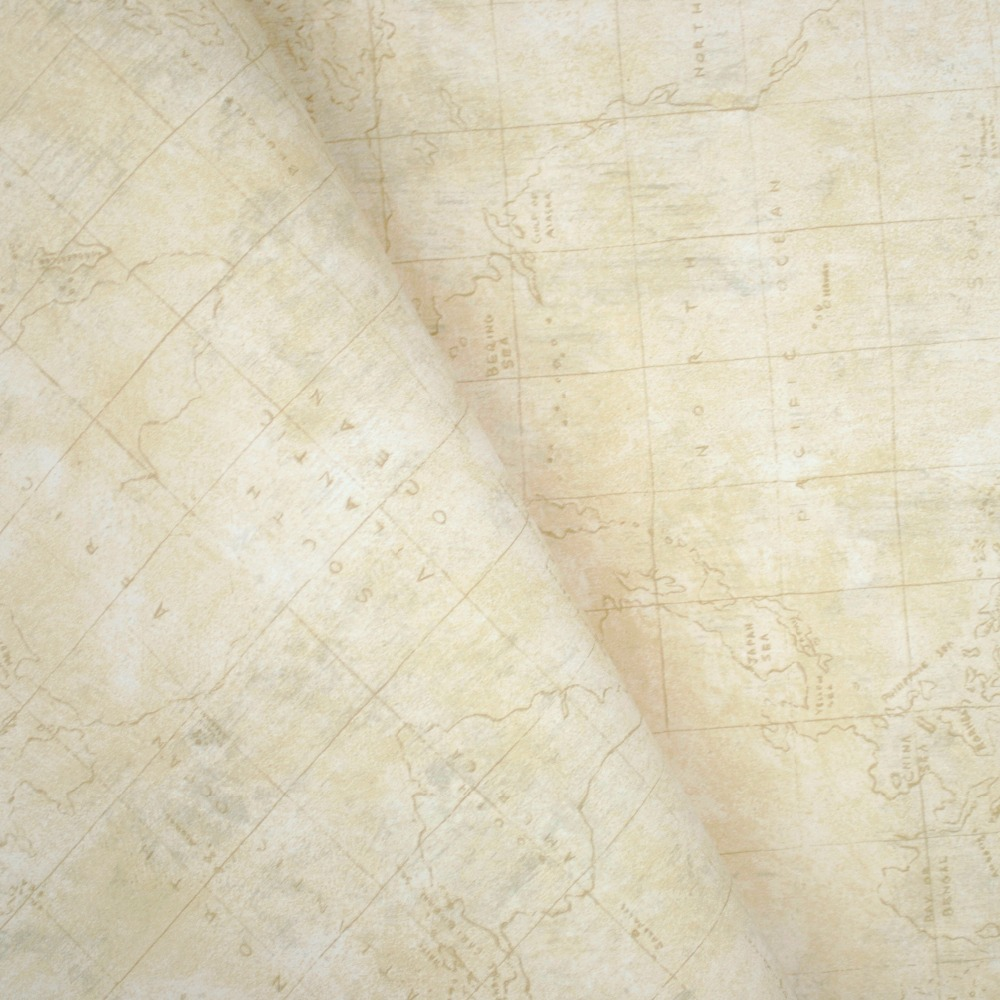 Vintage Europe Continent Map Wallpaper Roll Antique World Wall Paper Nautical For Teenage RoomStudy Room Beige In Wallpapers From Home Improvement