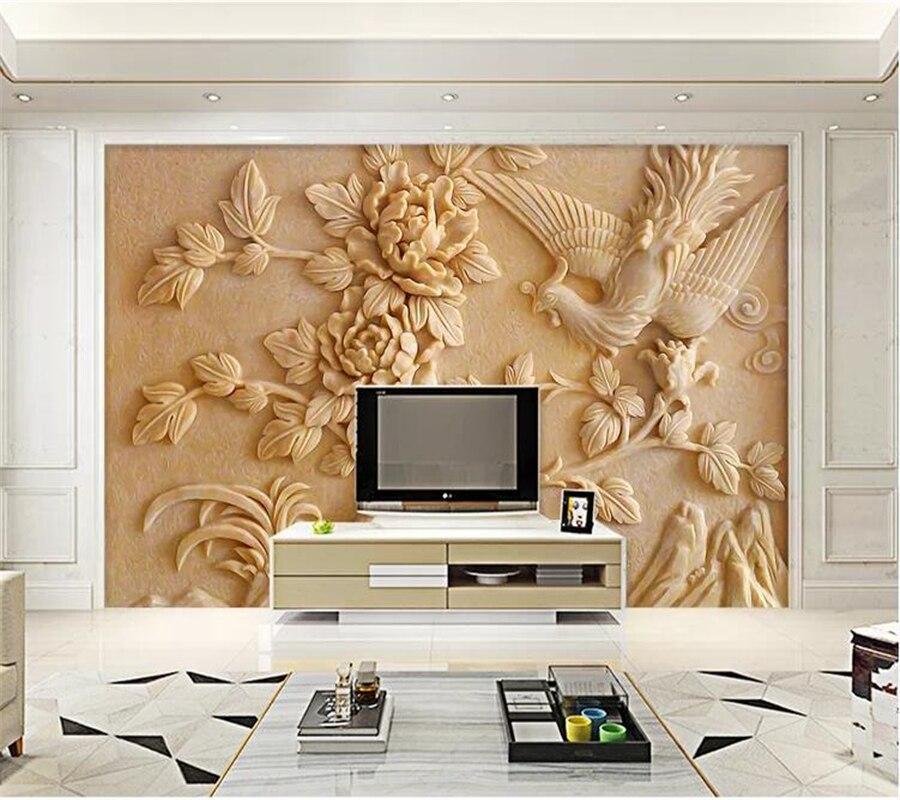 Foto Tapeta Adhesivo Moderno Tapety Mural Para Quarto Adesivo De