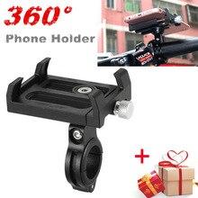 360 Вращающийся MTB велосипеда телефон владельца мотоцикла Поддержка gps крепление для велосипеда руль велосипеда подставка для мобильного телефона для Iphone 7 8 x