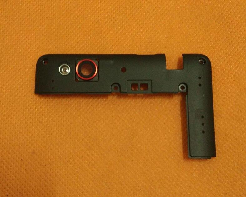 Utilisé Original Retour Cadre shell cas + caméra verre pour Nubia Z7 Max NX505J Quad Core 5.5 FHD 1920X1080 livraison gratuite
