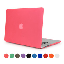 for apple laptop MC975 full body protective case matte trans