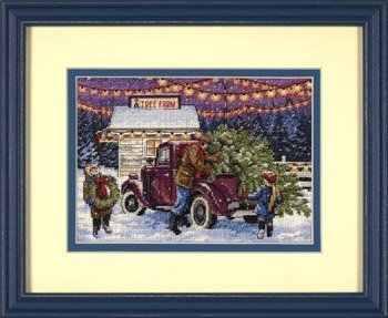 Высокое качество Горячая Распродажа очаровательный Счетный крест комплект Рождественская елка орнамент тусклый 08802