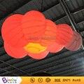 Партия висят украшения светодиодное освещение надувные облако 1.6 метров Светло-До Игрушки