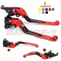 For Honda CBF 600 CB650F CBR600F Hornet CBF600 SA CNC Motorcycle Foldable Extending Brake Clutch Levers