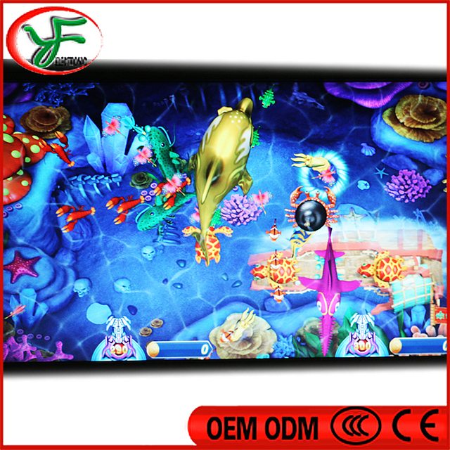 2 Players 26 in 1 Fishing game PCB board with wire harness for Arcade Casino game_640x640 2 players 26 in 1 fishing game pcb board with wire harness for Wire Harness Assembly at eliteediting.co