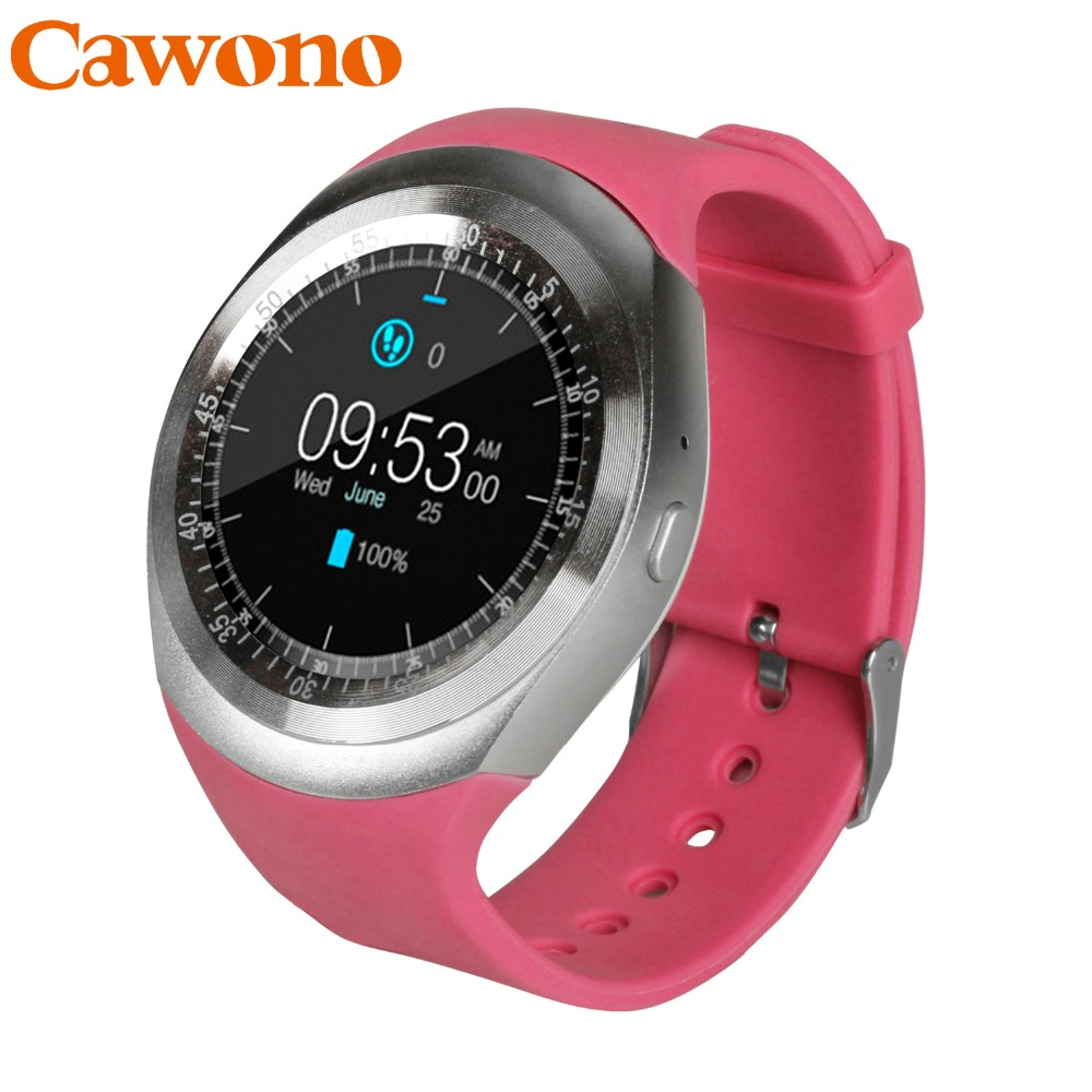 Smart Watch Y1 Bluetooth Smartwatch Relogios Watch 2G GSM SIM App Sync Watches for iPhone Samsung
