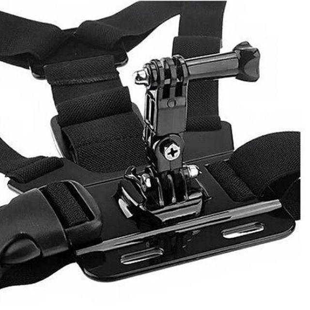 Action Camera Chest Mount