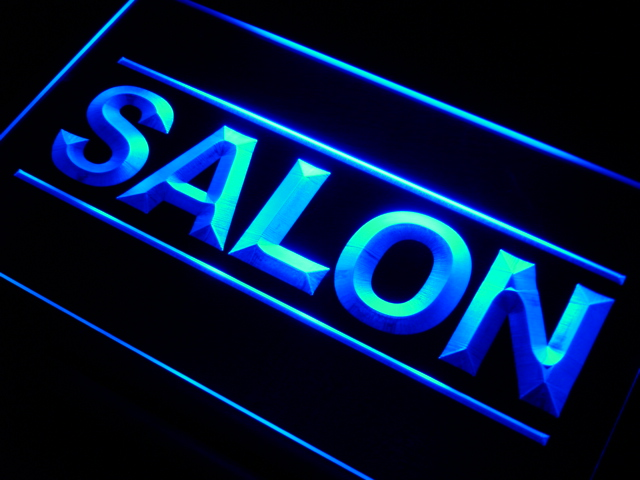 i278 Salon Hair Cut LED Neon Light Sign On/Off Switch 20+ Colors 5 Sizes