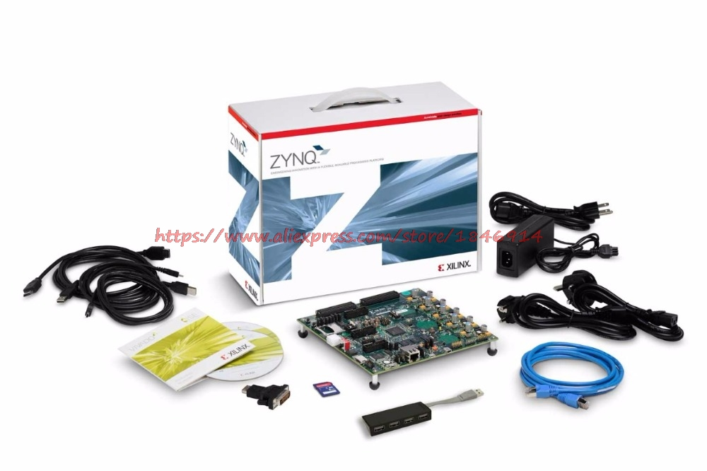 US $2088 68 6% OFF XILINX development board Evaluation Kit EK Z7 ZC702 G  Zynq 7000 ZC702-in Electronics Stocks from Electronic Components & Supplies