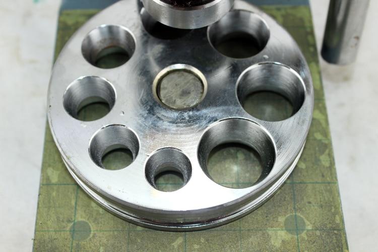 Barella e riduttore ad anello a doppio polo di qualità Ingranditore - Set di attrezzi - Fotografia 4
