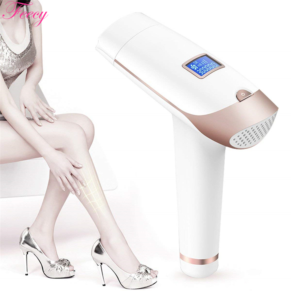 Epilator Hair Removal Depilador IPL Laser Hair Removal Machine Depiladora Hair Removal Permanent Depilation Photoepilator