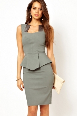 Vestidos lindos e modernos