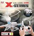 X400 MJX RC helicóptero 2.4 G 4CH 6-Axis FPV R / C Quadcopter controle remoto Drone com / sem C4005 FPV HD Camera frete grátis