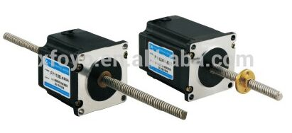 Straight wire rod stepper motor (two phase ) 20mm FY20ES060 428yghm818 stepper motor two phase four wire