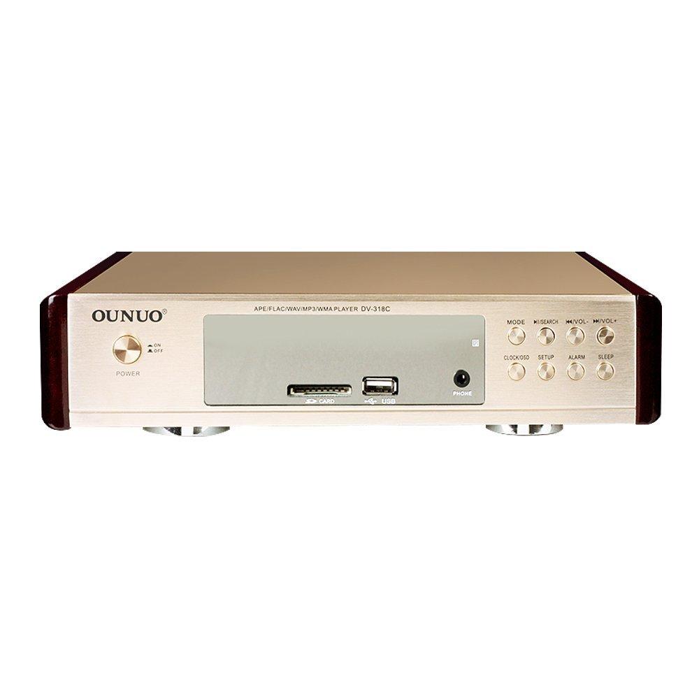 OUNUO DV318C Loseless Music APE FLAC WAV font b MP3 b font WMA USB SD font