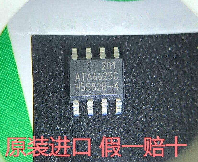 10pcs New Original  ATA6625C-TAQY ATA6625 TRANSCEIVER SOP-8