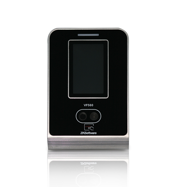 100,000 Log Capacity Touch screen WIFI Facial Recognition Time Attendance wtih Access Control PC Software Linux ZK VF560