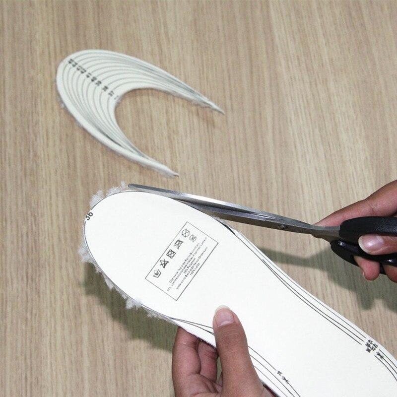 NANCY TINO Unisex Invierno cálido plantillas térmica Shearling Snow - Accesorios de calzado - foto 4