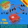 2016 Original Caixa Sigma + 9 cabos + Ativação Básico frete grátis