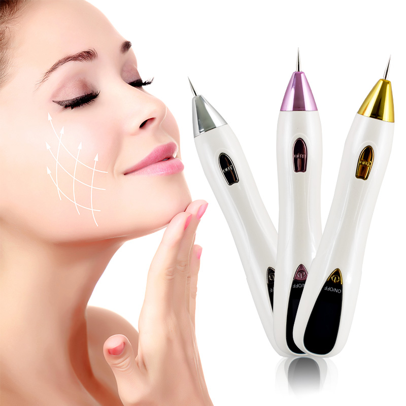 Wholesale High Quality Face Skin Care Wash Tattoo Removal/ Freckle Dot Mole Dark Spot Tattoo Removal Pen Beauty Skin Machine beauty instrument laser freckle removal machine skin mole removal dark spot remover for face wart tag tattoo remaval pen salon